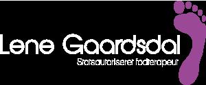 LeneGaardsdal.dk Logo